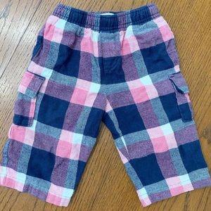 L.L. Bean infant flannel pants